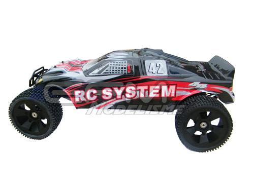 voiture buggy 1/5 4x4 brushless rtr