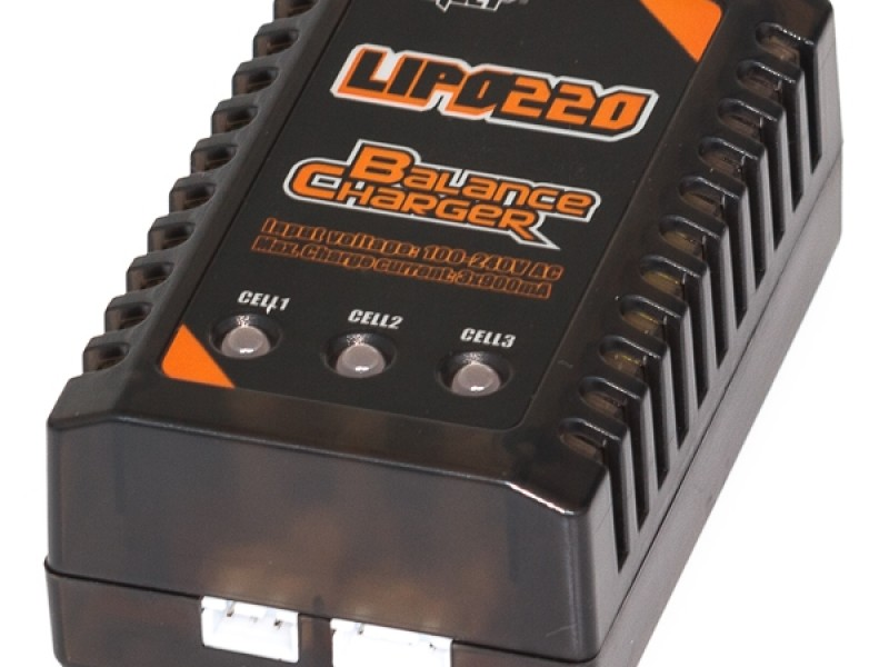 Achat Konect KN-LIPO220 Chargeur Equilibreur Lipo 2S / 3S 900mA  220V