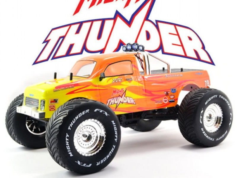Pièces FTX Mighty Thunder
