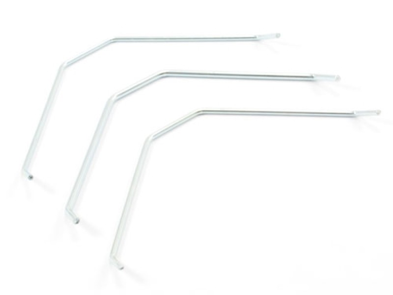 Detail Produit Hobao HOP-0111 hobao vs rear sway bars set - 2.3mm, 2.5mm & 3mm