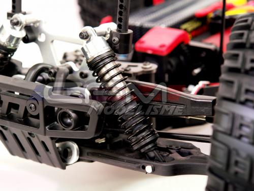 Detail chassis