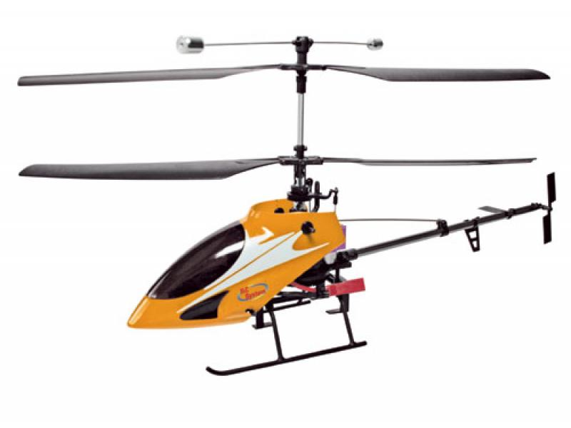 Achat RC System RC3900 Easycopter V5 mini,  Pret à voler (orange)
