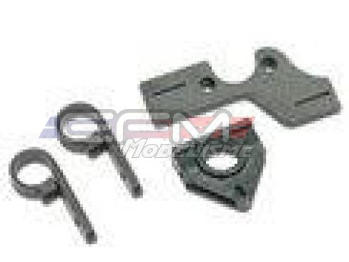 Detail Produit Scorpio 2000ES122-13 SUPPORT SERVO ANTICOUPLE 1&22