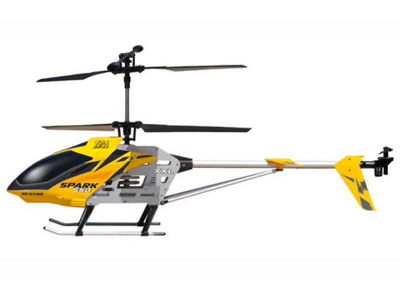 Spark 550 kl for Helicoptere exterieur