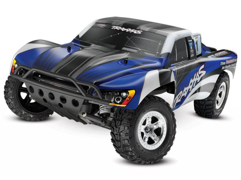 Achat Traxxas TRX58024 Traxxas Slash  4x2 1/10 brushed  2.4ghz ( sans accus ni chargeur)