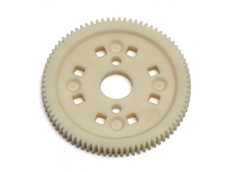Detail Produit Team Associated 6634 rc10 81t spur gear (48dp)