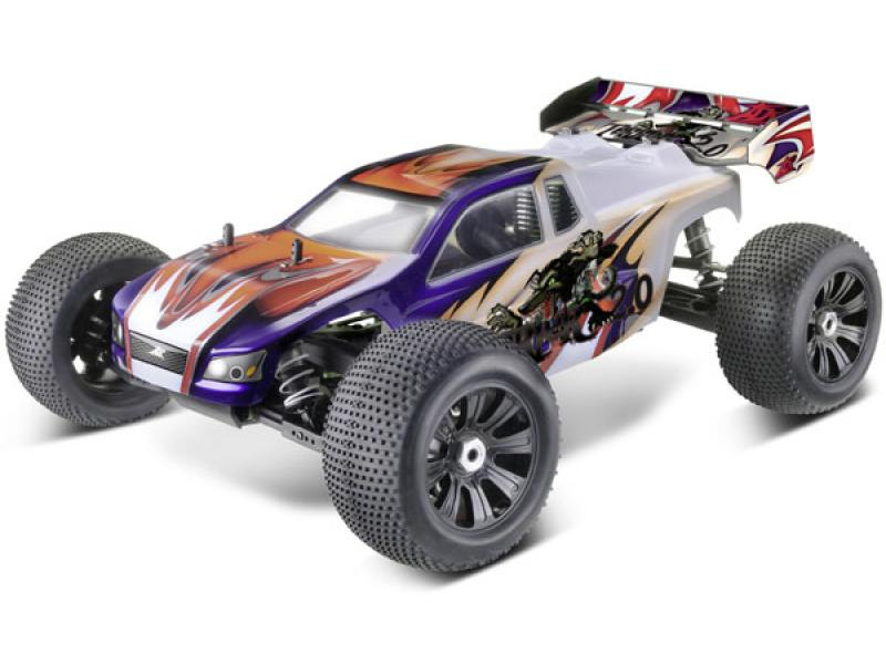 Kit a monter voiture rc