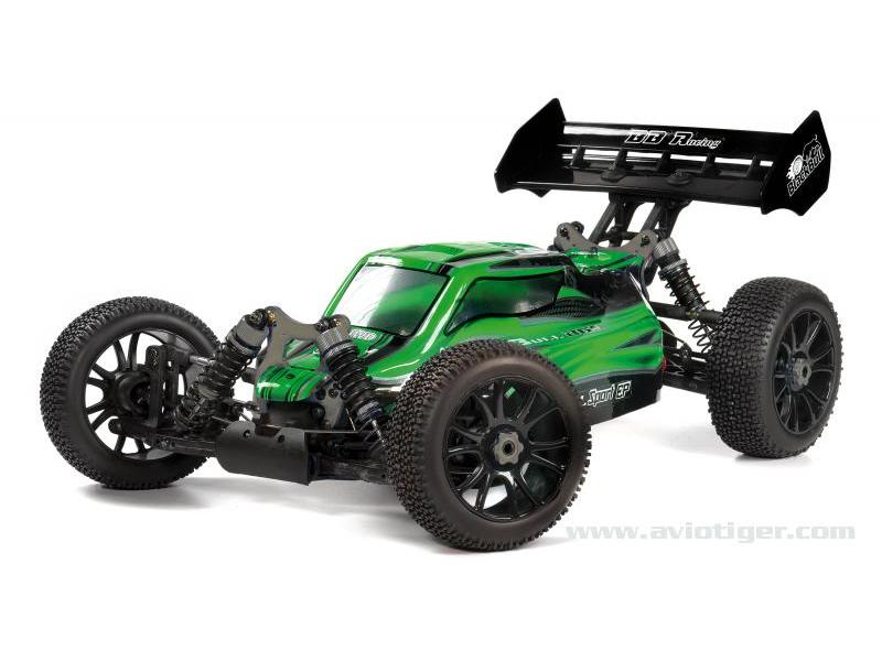 Detail Produit Blackbull 94995 Buggy Bull Sport EP 1/8 brushless