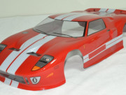 Carrosserie GT40 Rouge Mhd