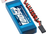 Pack lipo 2500 rx 2/3a LRP