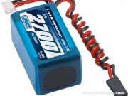 Pack lipo 2700 rx 2/3a LRP