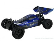 Buggy rc 1/10 4x4 blackbull ep rtr brushed