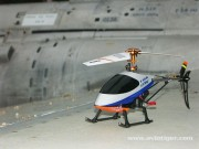 Hélicoptère H40 Flybarless Mode2