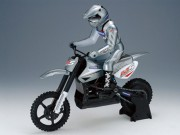 Moto M5 Brushless Argent Rtr Avioracing