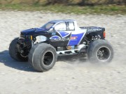 Maverick 1500MV12401 Blackout mt 1/5 4wd rtr