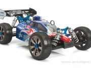 Buggy thermique S8BX Rebel  LIMITED EDITION + Radio  + moteur