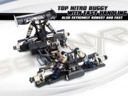 LRP 2700131420 Kit Buggy 1/8 LRP S8 NXR (competition)