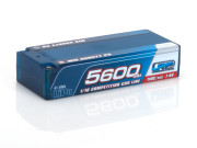 Lipo 7.4v5600 110/55c mid shorty LRP