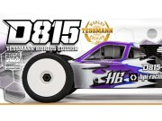 Hpi 7900114615 Kit buggy 1/8 Hot Bodies D815 Tessman worlds edition