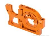 Hpi 100885 Support Moteur Alu Orange