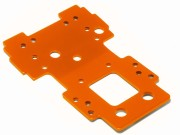 Hpi 8700105892 platine fusee 2.5mm orange
