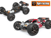 HPI Trophy Truggy 4.6 radio 2.4ghz RTR