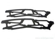 Hpi 73818 Chassis Carbone 3mm
