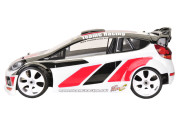 Chassis piste GT8LE-RA (1/8 4x4 - KIT RALLY version longue) Team C