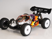 Team C T8V3 1/8eme thermique buggy t8v3 4wd - kit competition