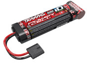 Traxxas 2940X Accus serie 3 id power cell 8,4v ni-mh 7 elements 3300 mah en long
