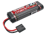 Traxxas 2942X Accus serie 3 id power cell 7,2v ni-mh 7 elements 3300 mah