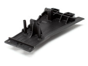 Traxxas 5831 Lower chassis, low cg (black)