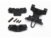Traxxas 6556 Support télémétrie option xo-1, e-revo, summit, maxx, revo3.3, slayer