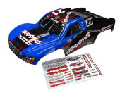 Traxxas 6833X Carrosserie peinte et decoree rob maccachren slash 4x4