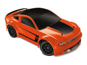 Traxxas TRX7303 Ford mustang boss 302 - 4x4 - 1/16 brushed