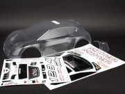 Traxxas 7411 Carrosserie transparente rally