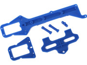 Traxxas 7523 Chassis superieur et support accus - latrax