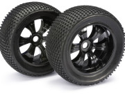 Paire de roues lp truggy dirt 1/8eme (2pcs)
