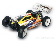 Avioracing 5600CB810 Buggy TT1/8 Performer GP + moteur 3.5cm3 + radio (complet)