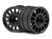 Hpi 8700107970 Jantes Wr8 Rally 48x33mm S2