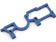 Team Associated 31146 palier avant droit aluminium bleu factory team - tc5