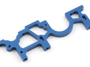 Team Associated 31149 palier arriere gauche aluminium bleu factory team - tc5