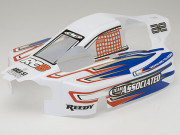 Team Associated 89276 carrosserie blanche peinte decoree - rc8rs