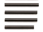 Team Associated 9622 axes de fusees et etriers (6pcs) - b4/t4