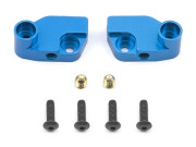 Team Associated 1717 blue alum blade roll bar mounts Team Asso NTC3