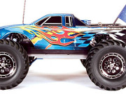 monster gt 4.60 se rtr Team Associated