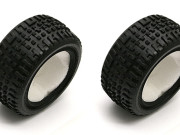 Team Associated 21350 sc18 tire w/insert