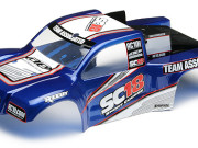 Team Associated 21354 sc18 rtr bodyshell blue