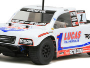 Team Associated 21359 sc18 lucas oil decals