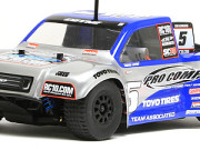 Team Associated 21360 sc18 bodyshell - pro comp